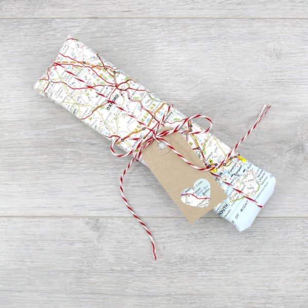 gift wrap travel theme for map pencil sets six0six design 1