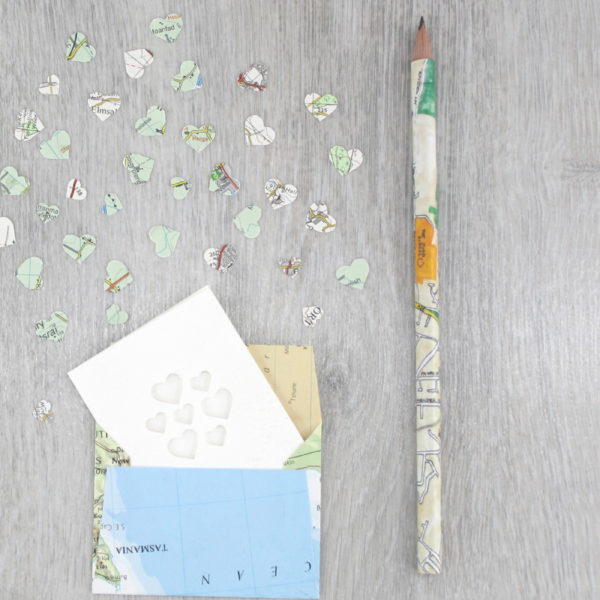 custom location gifts for map lovers stationery by six0six design