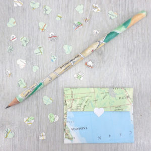 personalised location gifts for geography fans by six0six design