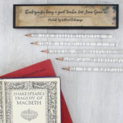 william shakespeare teacher gifts by six0six design