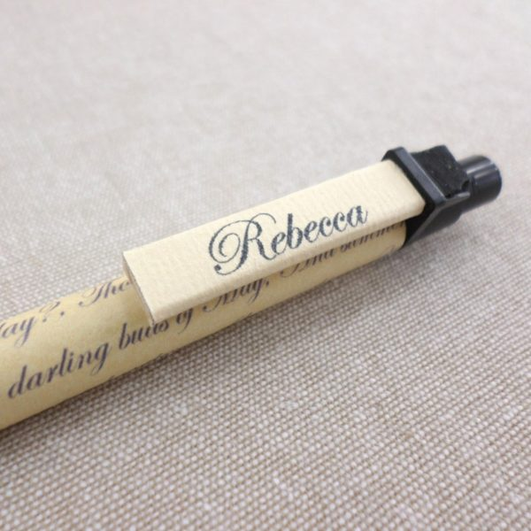 personalised shakespeare pen gifts for shakespeare fans
