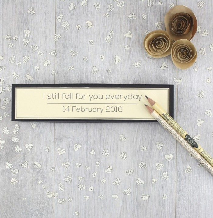 romantic-set-of-personalised-dictionary-pencils-designed-by-six0six-design
