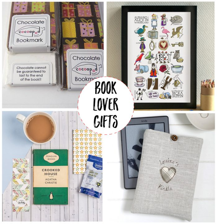 perfect companions for a book lover book accessory gifts