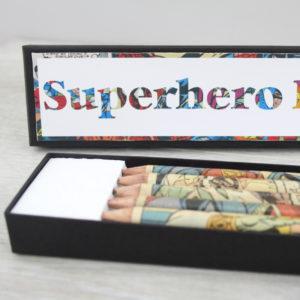 superhero gifts for teachers by six0six design