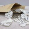 pride and prejudice book confetti