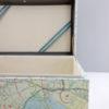 map memory gifts keepsake boxes