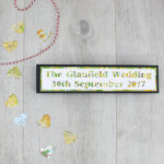wedding location gifts for the bride and groom by six0six design handmade