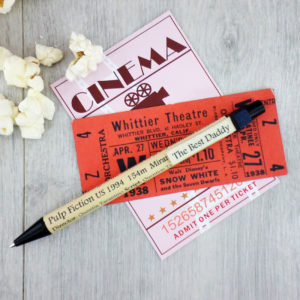 movie review pen gifts for boys fathers day