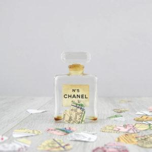 paris map confetti travel themed wedding decorations