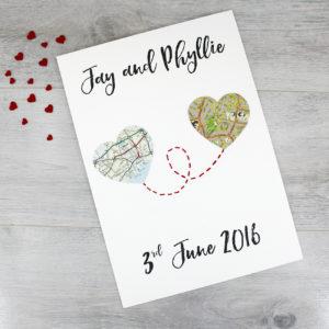 map-heart-travel-wedding-print-by-six0six-design