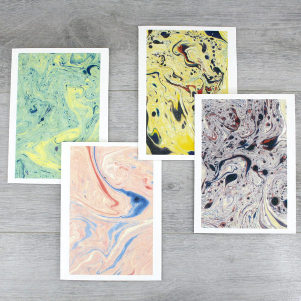 set of notecards for thank you cards and greetings