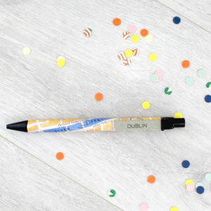 dublin river liffey memory pen gifts for visitors