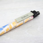 dubliners city map pen trinity college gifts for students