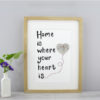 moving home print for travellers by six0six design