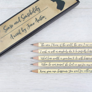 stationery gifts for bookworms
