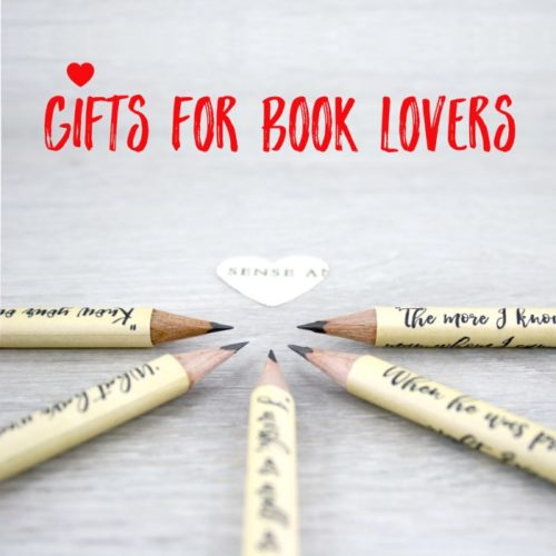 literary gifts book lover gifts for valentines day