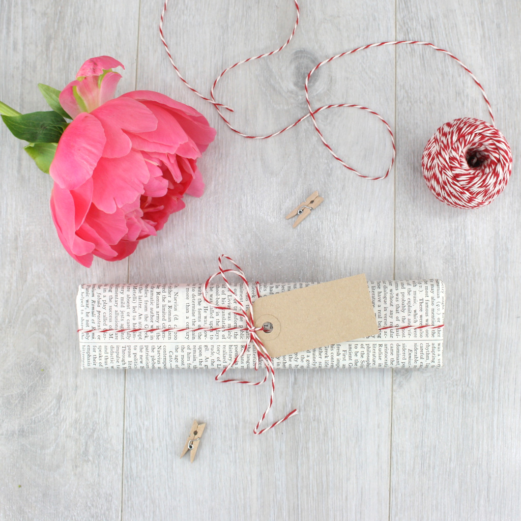 emma by jane austen book pencils gift wrapped for you by six0six design
