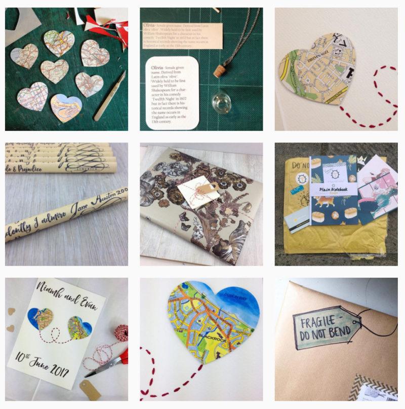 six0six design instagram round up irish design studio and maker