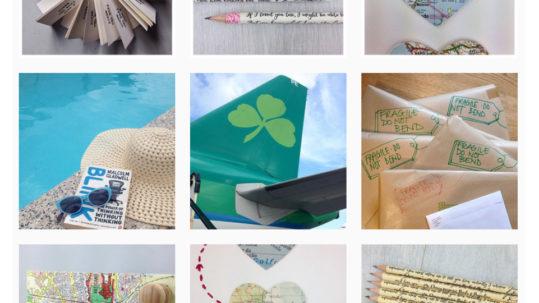 six0six design irish design studio giving the gift of words