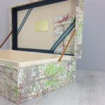 bespoke keepsake boxes by six0six design handmade in Ireland
