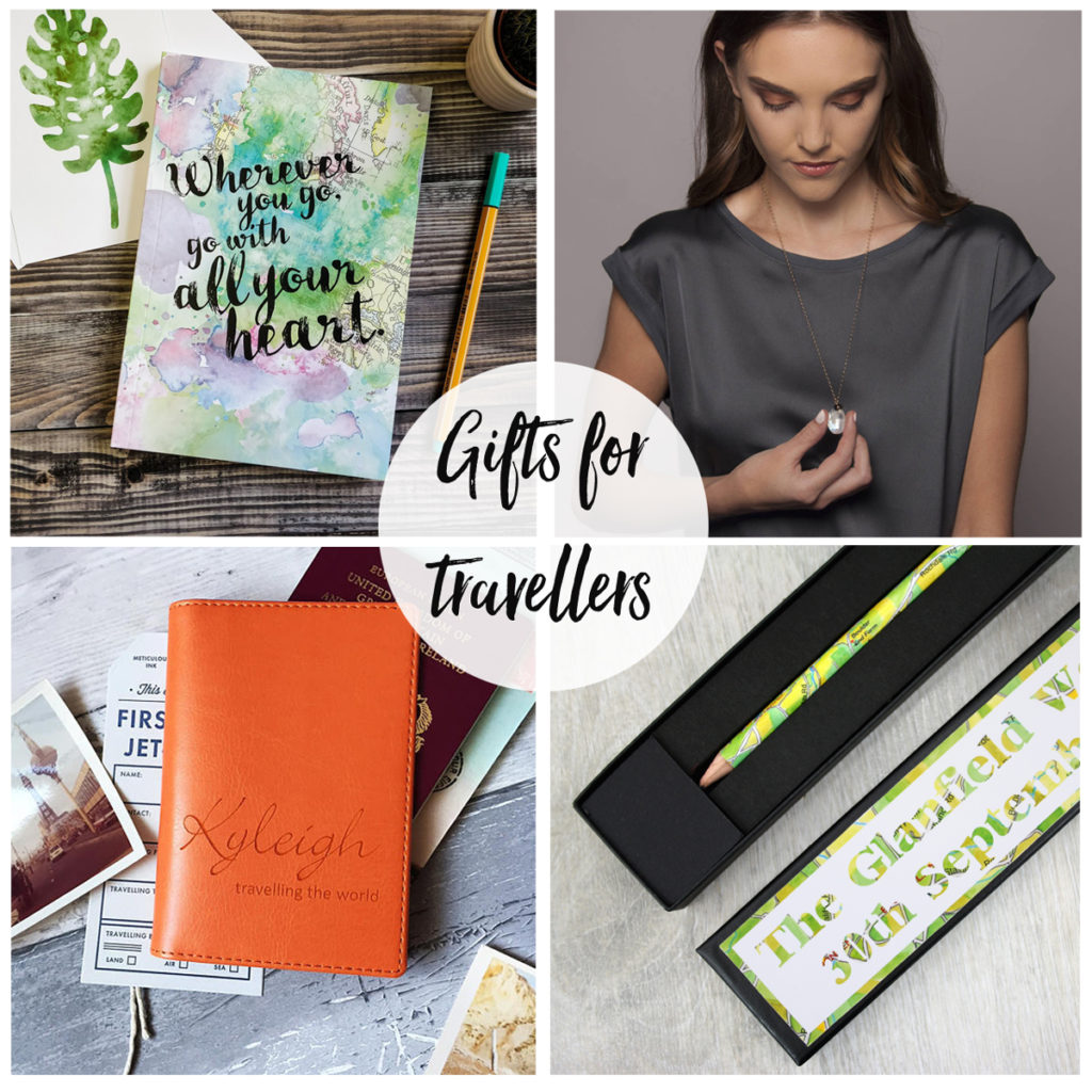 gifts for travellers map lover gifts handmade personalised gifs for christmas