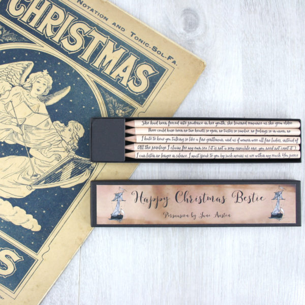 happy christmas bestie book club gifts for her by six0six design