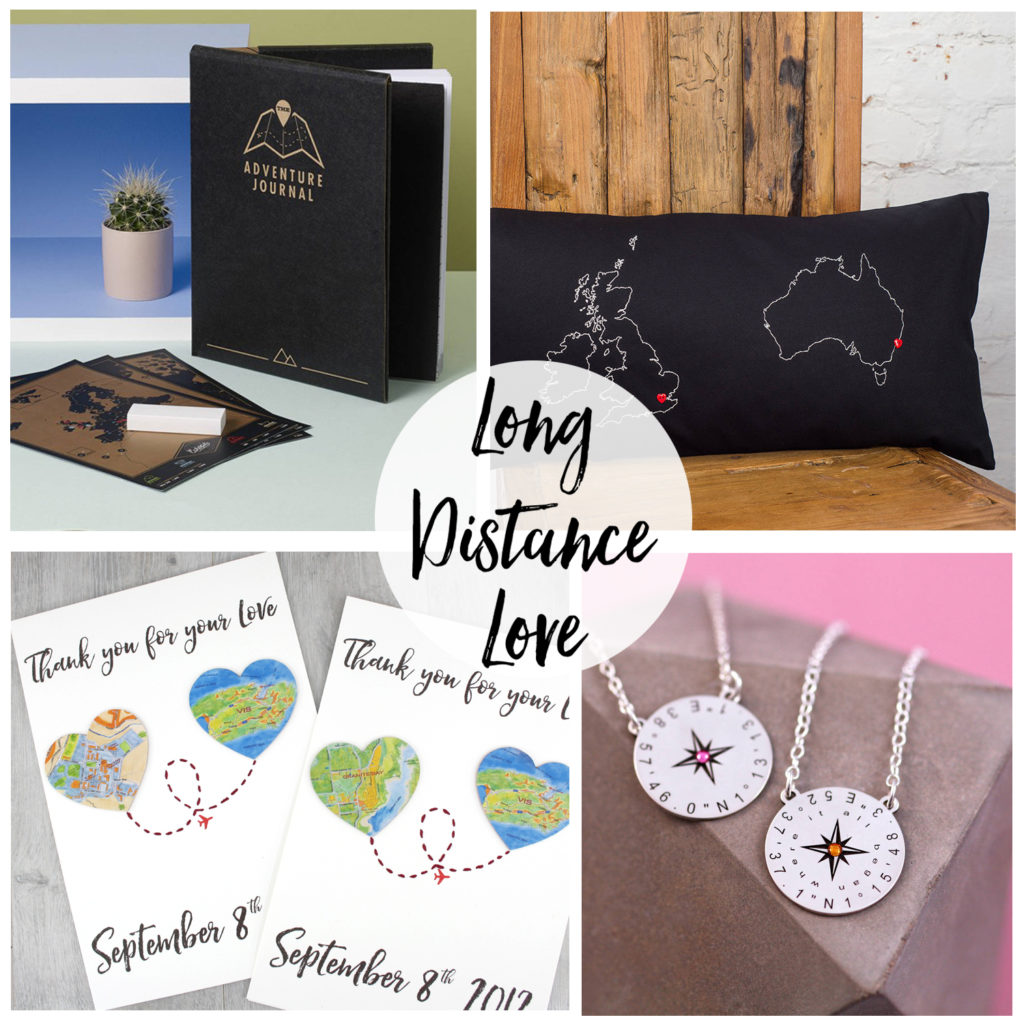 long distance love gifts