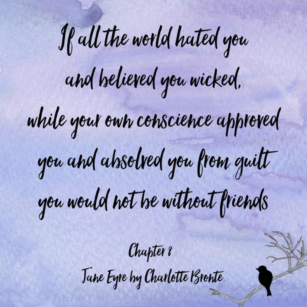My Top Five Favourite Jane Eyre Quotes By Charlotte Bronte