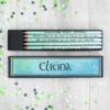 personalised Irish love pencils wedding favours
