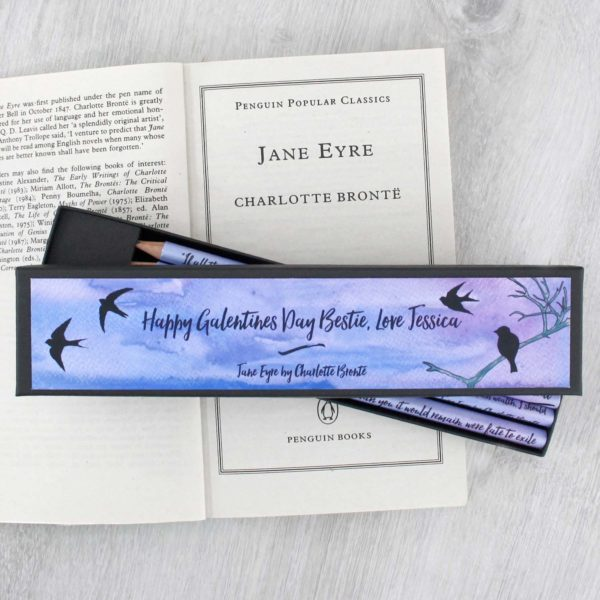 personalised literary gifts jane eyre gifts 1