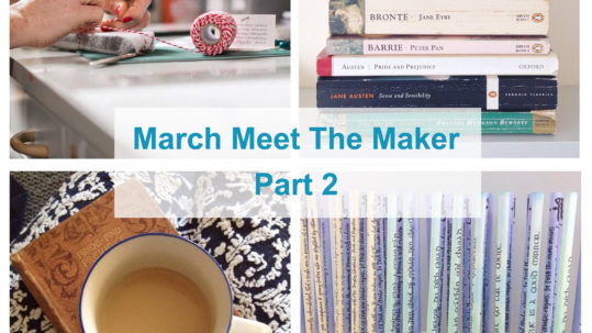 Meet the Maker: Part 2, behind the Scenes at six0six design