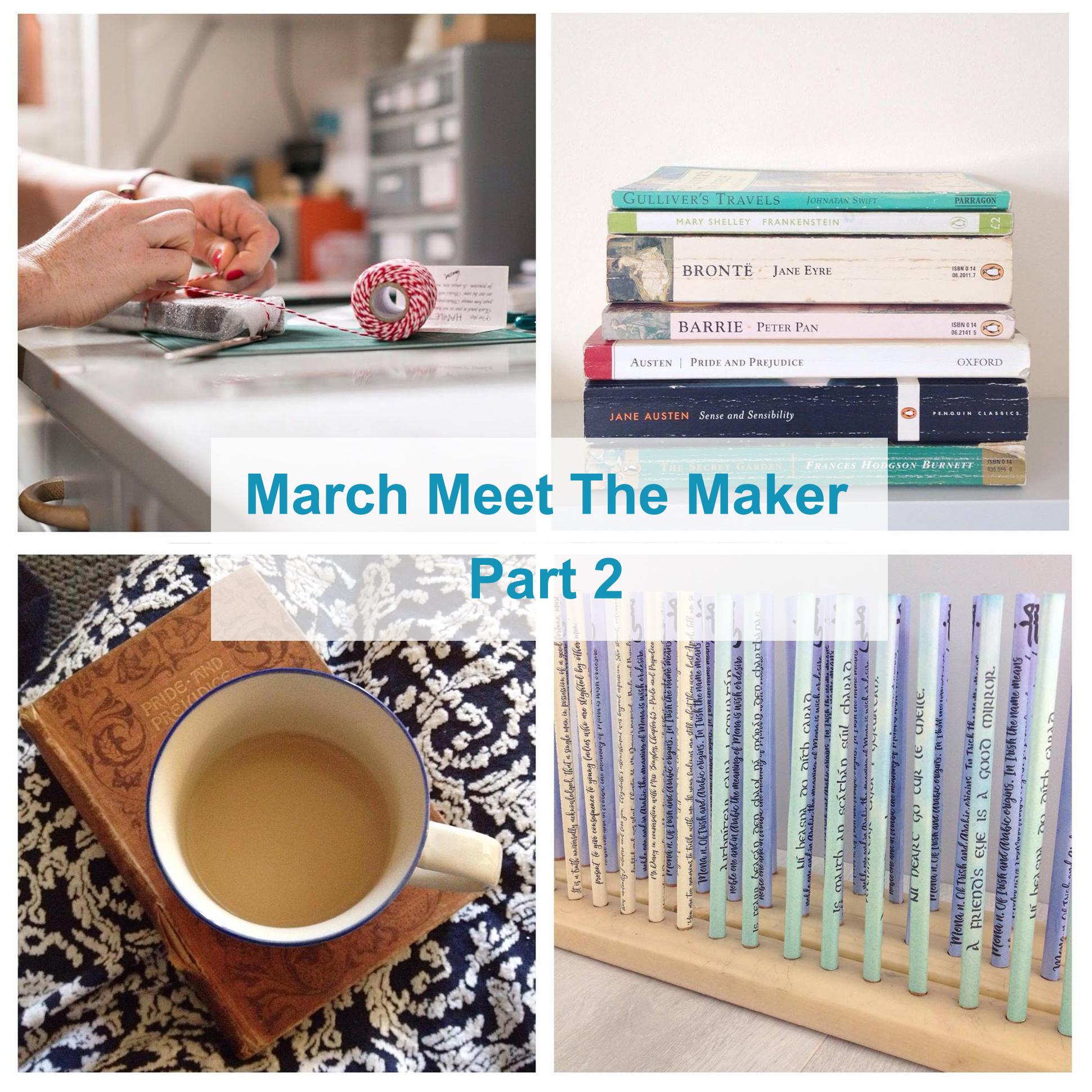 Meet the Maker: Part 2, behind the Scenes at six0six design