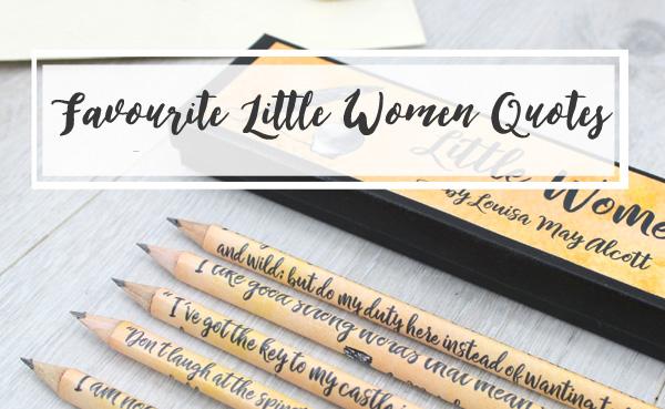 favourite little women quotes