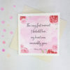 the very first moment I beheld him - Northanger abbey Jane Austen card