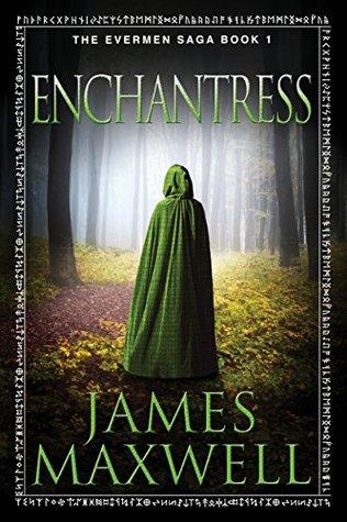 Enchantress by James Maxwell