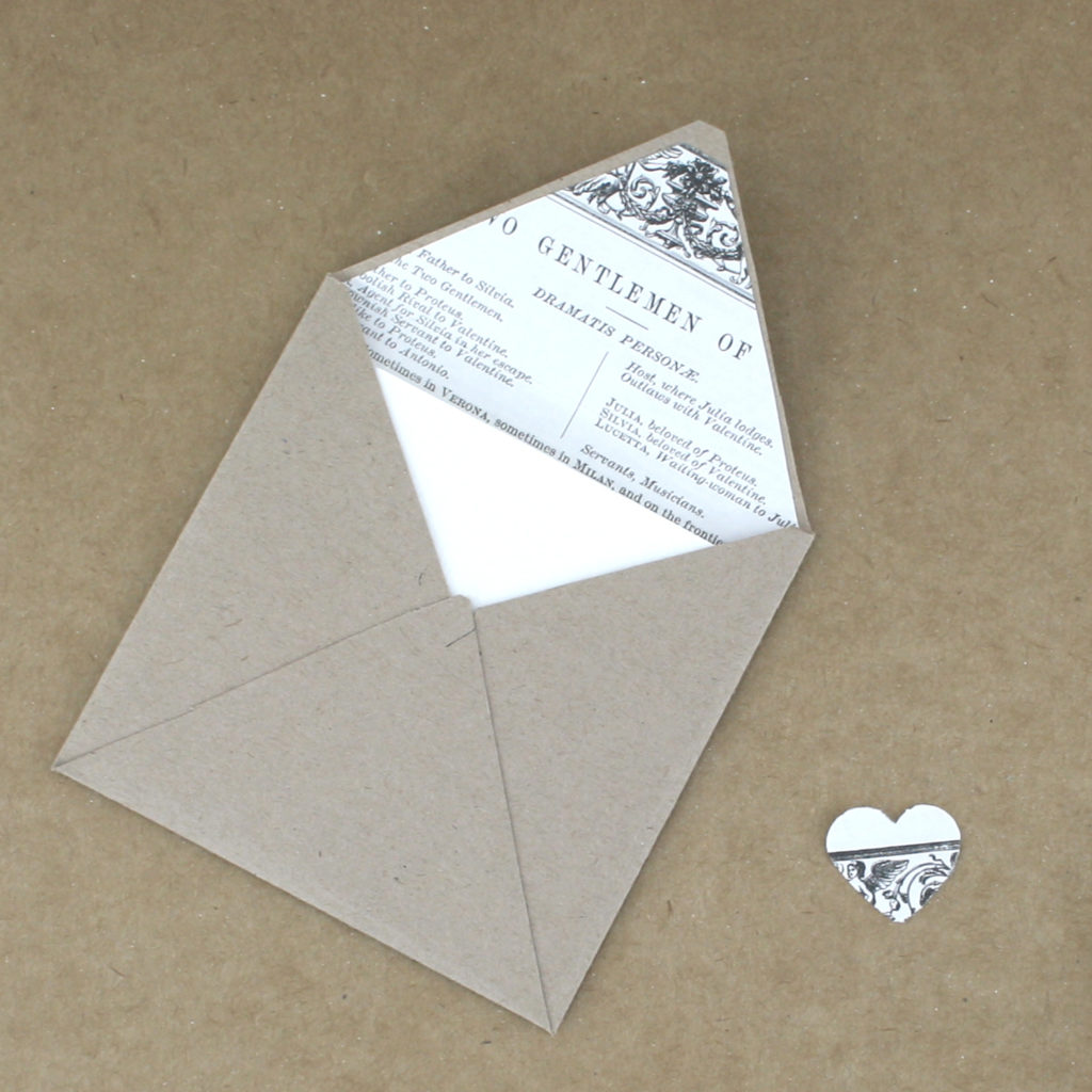How to make your own envelope