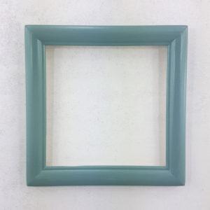 frame 2 pea green colour square