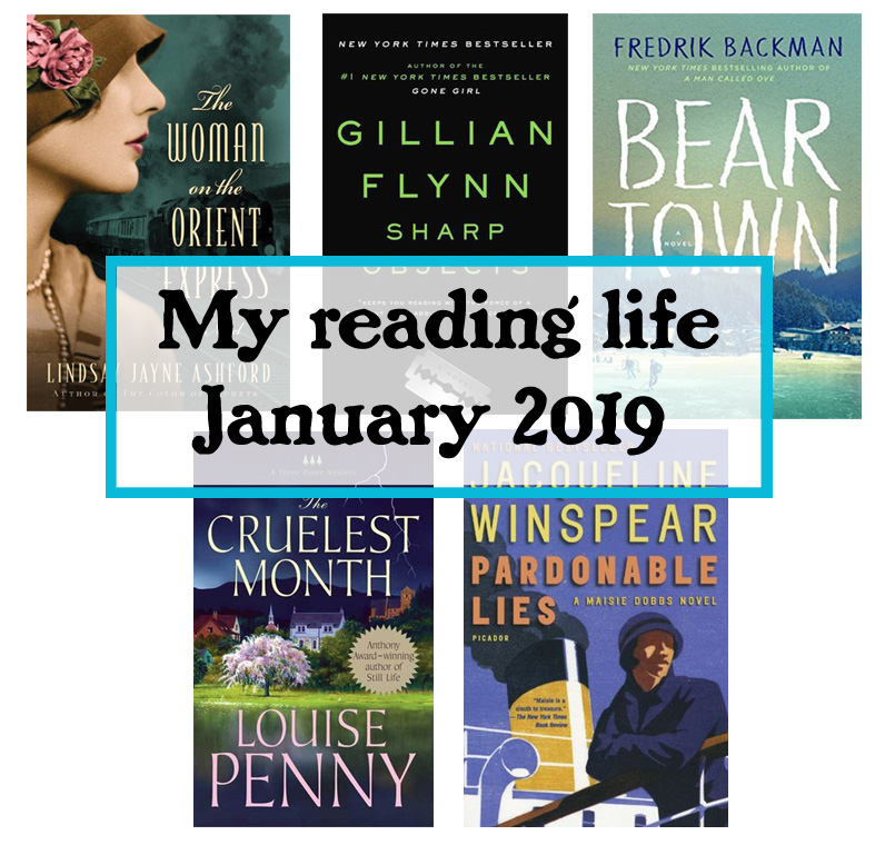 my reading life January 2019