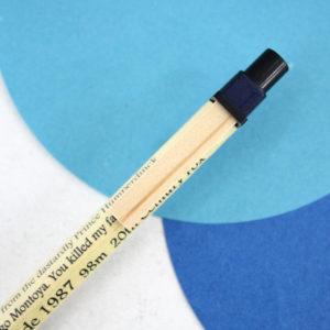 film pens clip option blank timber