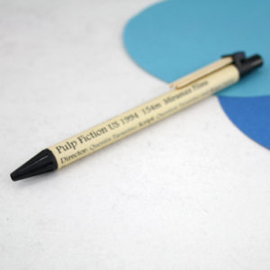 pulp fiction film pen gift
