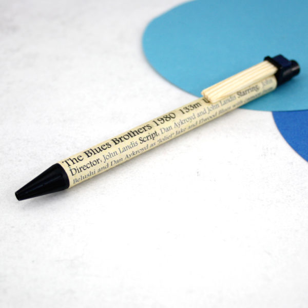 the blues brothers film pen