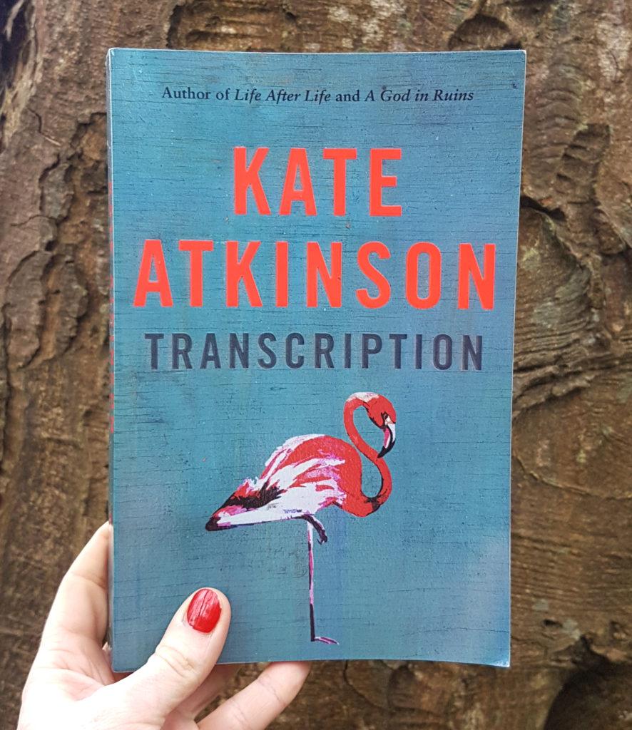 transcription by kate atkinsontranscription by kate atkinson