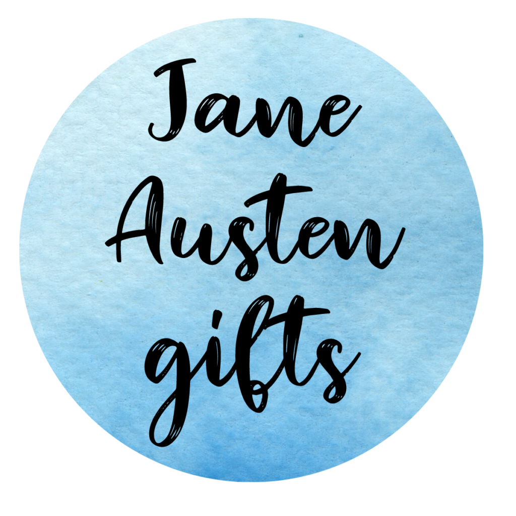 Jane Austen gifts from six0sixdesign