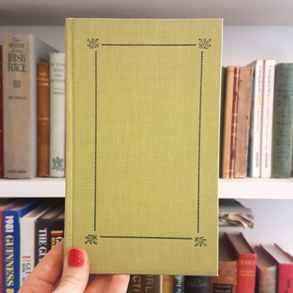 vintage book covers with embossed designs six0six design