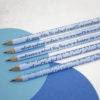 persuasion quote pencils six0six design handmade in Ireland