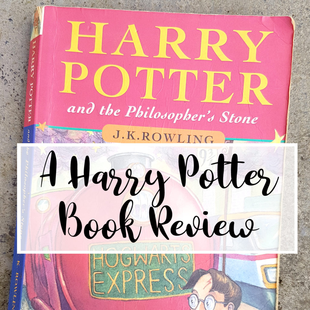 a book review of Harry Potter and the Philosophers Stonev