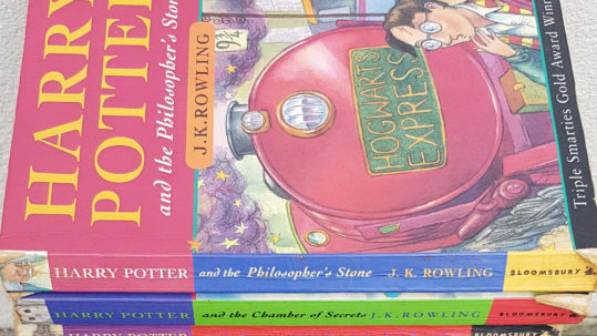 harry potter and the philosophers stone by jk rowling a book review