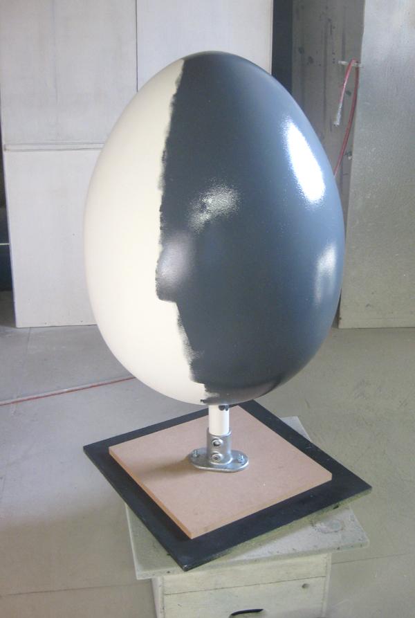 six0six design the big egg hunt fundraiser