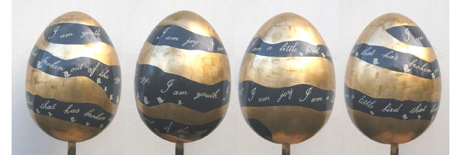 the big egg hunt dublin six0six design