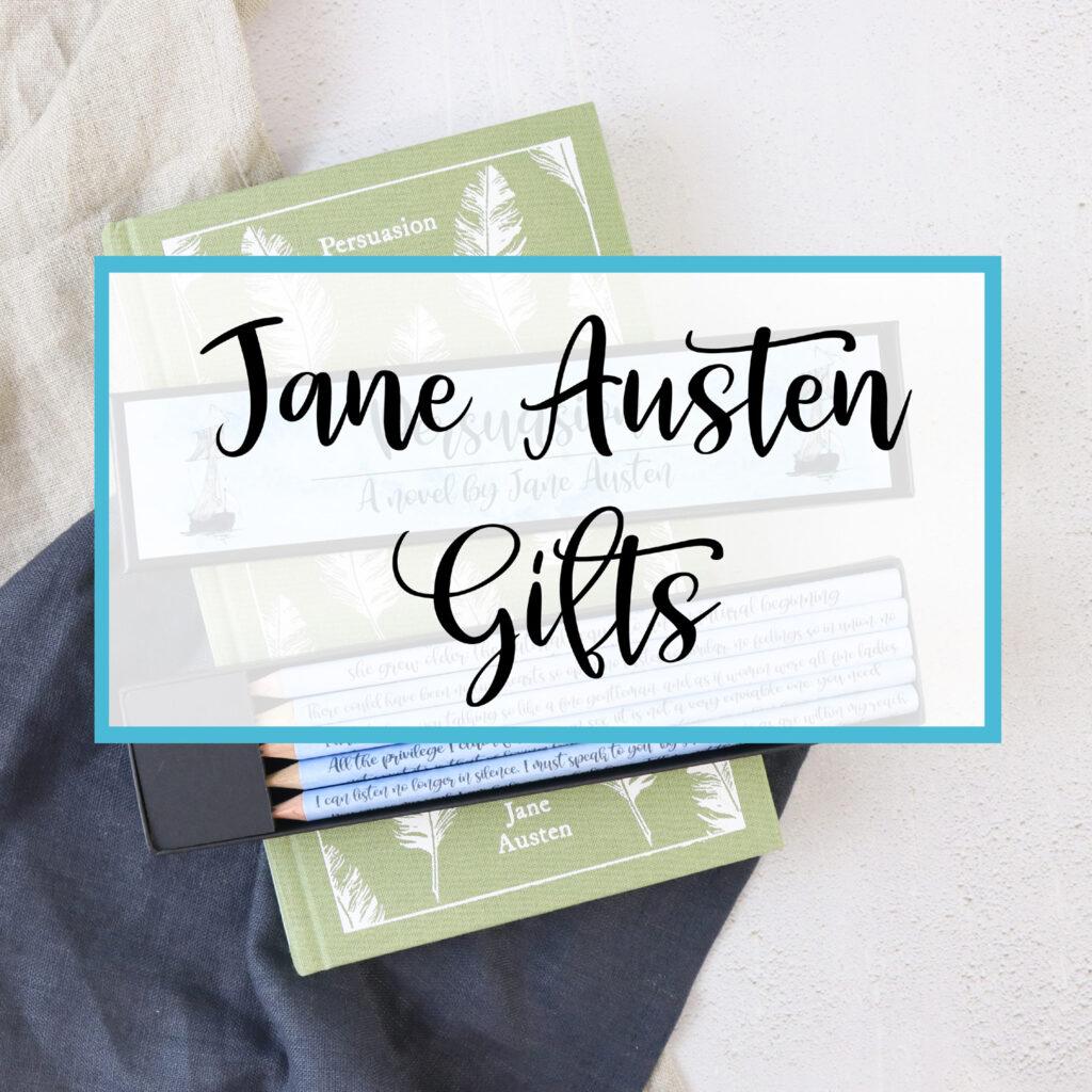 Jane Austen gifts handmade in Ireland